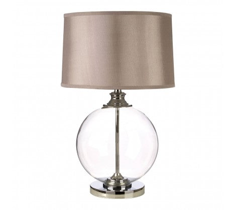 Edina large HOTEL STYLE table lamp complete with shade