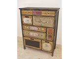Retro distressed style cabinet SPECIAL CLEARANCE
