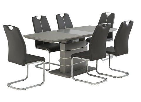 Argenta Dining  grey chairs SPECIAL CLEARANCE