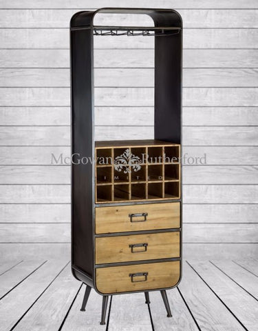 Camden Retro wine unit / home bar
