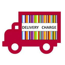 Delivery charge  4 chairs Carton format  at €20