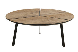 Gyda round coffee table