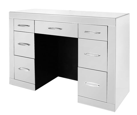 Cosmopolitan 7 drawer dressing table damaged sold as seen instore purchase New pictures on tbe way