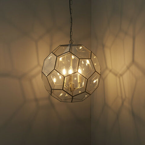 Meile hanging Pendant light fitting