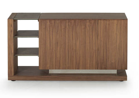 Serafina sideboard walnut    VALUE ALERT !!!!
