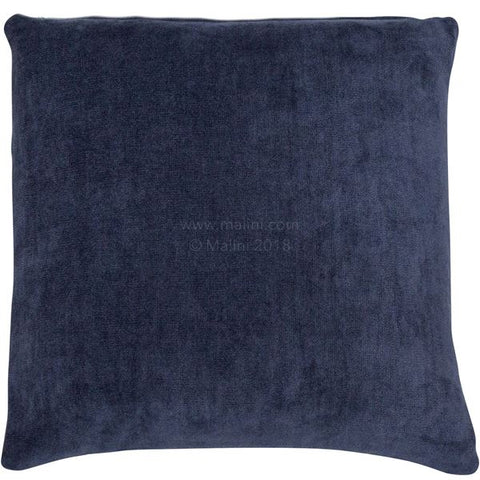 Malini Vibe  Cushion 43 cm in Indigo navy