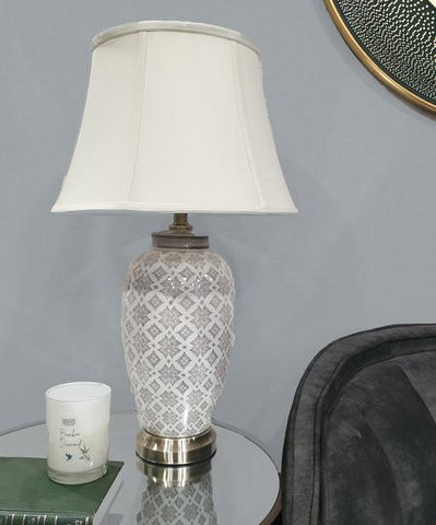Dawn beige table lamp