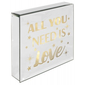 Love  Home light up sign   collection