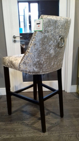 Lovell Bar Chair Stool  mink