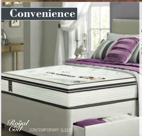Convenience mattress delivered to your door including delivery Ireland