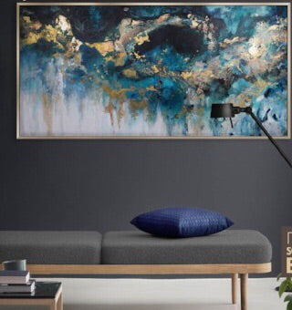 Perfect Storm wall Art  (pre book for March 2021)