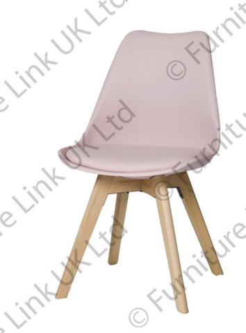 Urban dining chairs in choice of  6 colours