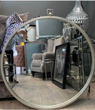 JACEN  mirror in silver