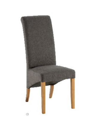 Belgravia / Hampton De Luxe Fabric  chair click n collect