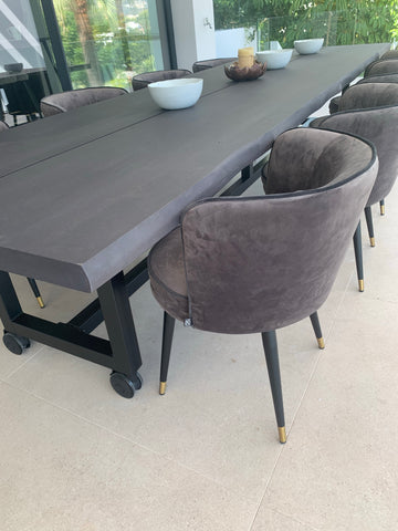 Mansion  table 4m x 110 cm or to own size