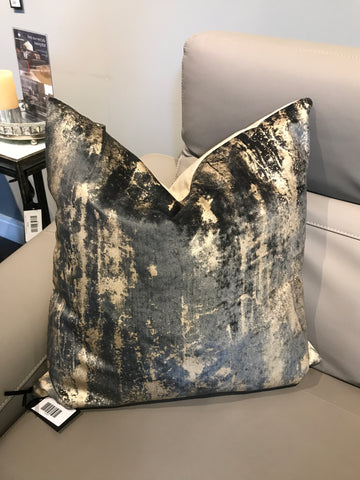 Moonstruck Grey Cushion  45 x 45     or 58x58cm