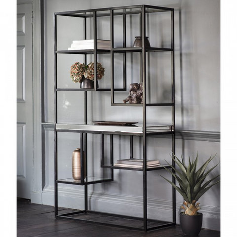 Pippa Display Unit Black