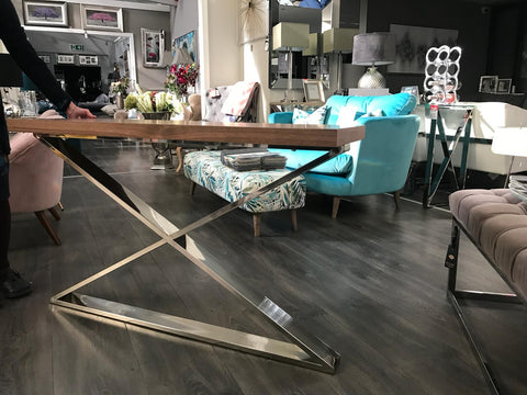 Morton x frame console table special deal