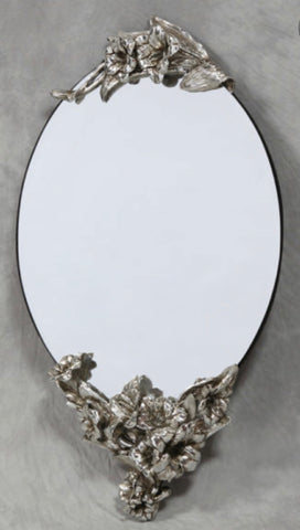 Oval venetian mirror  reduced