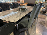 Valerie contemporary extending dining table