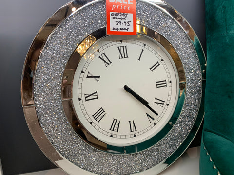 Gatsby Clock clearance price save 30 click n collect