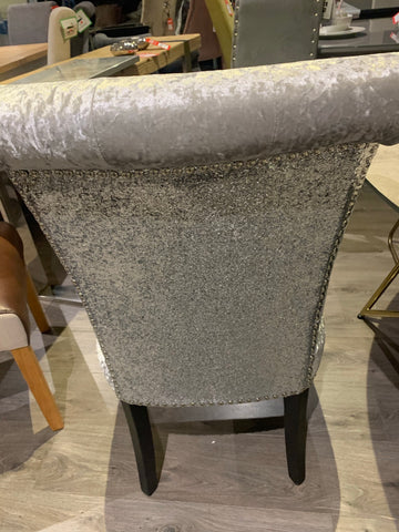 Glitter back chair Click n Collect