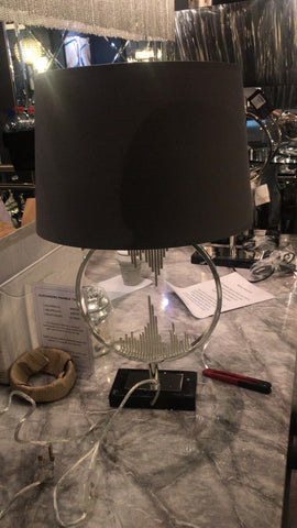 Adore table lamps by Tuscan tbc