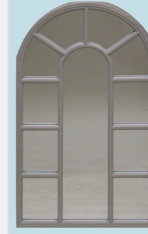 Ellie Arch window mirror 100 x 60 cm 3 colours