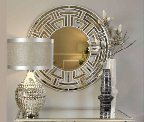 Appian aztec mirror  champagne new model