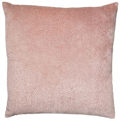 Malini Large Bingham Pink Putty Cushion