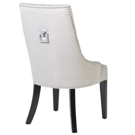 Square knocker Tiffany Dining Chair