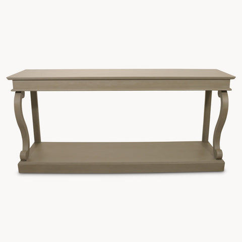 Dione Scroll Console Table Large size 180 cm