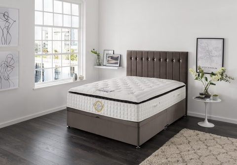 Superbe mattress by royal coil