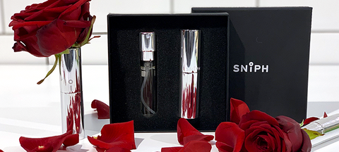 Valentine gifts perfume Sniph