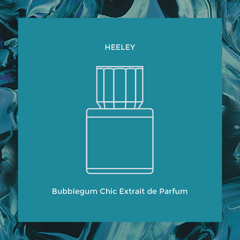 Heeley - Bubblegum Chic