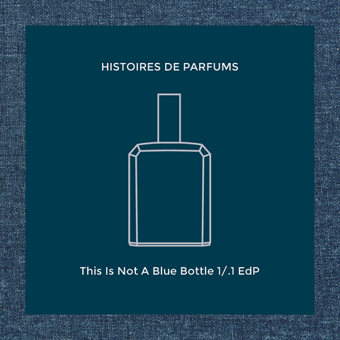 Histoires de Parfums - This Is Not A Blue Bottle 1/.1