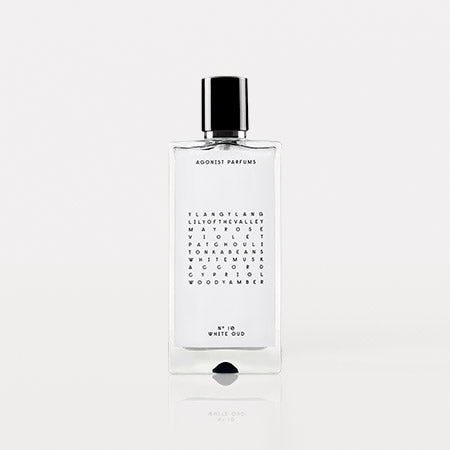 Agonist - No. 10 White Oud EdP