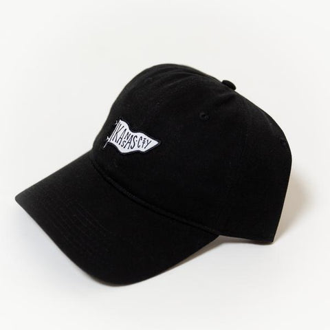 xx PENNANT HAT | BLACK