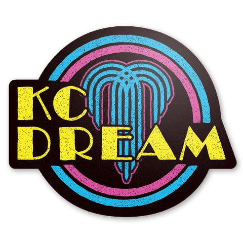 x STICKER | KC DREAM