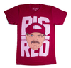 BIG RED T-SHIRT