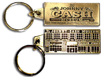 Antique Metal Keychain