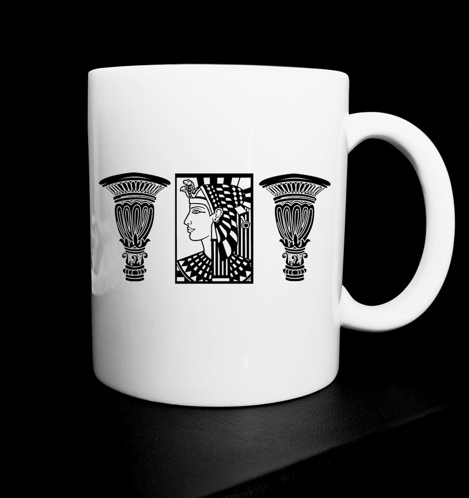 BEAUTIFUL EGYPT STYLE 11OZ CERAMIC MUG GET2WEAR SPHINX PYRAMIDS