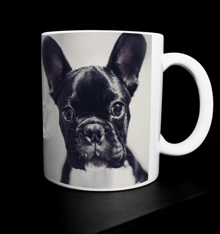 FRENCH BULLDOG 11OZ CERAMIC MUG - Get2wear
