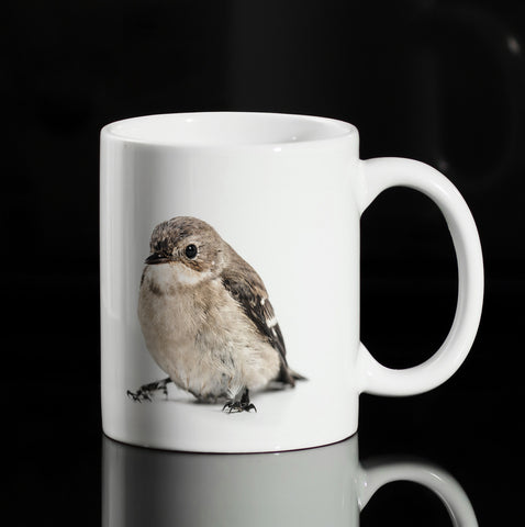 A CUTE BIRD 11OZ CERAMIC MUG - Get2wear