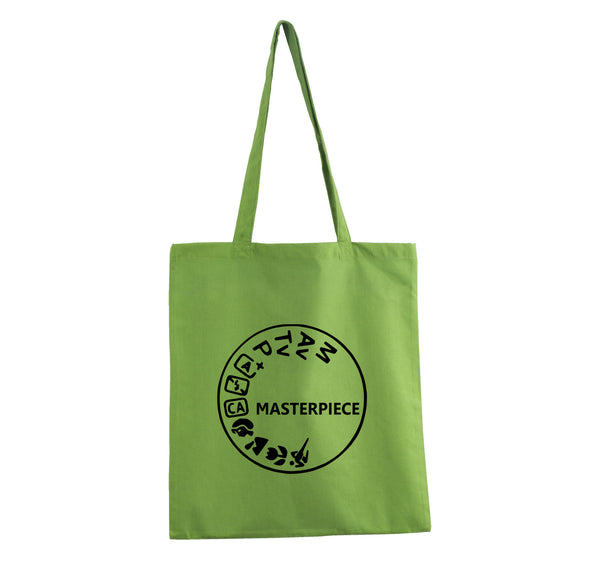 PHOTOGRAPHY COTTON SHOULDER PROMO TOTE BAG - Get2wear