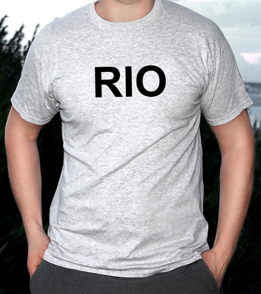 RIO MEN'S T-SHIRT - Get2wear