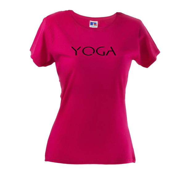 YOGA WOMEN'S PERFECT-FIT T-SHIRT