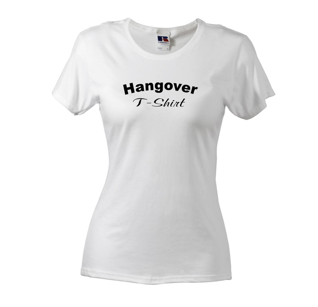 HANGOVER T-SHIRT WOMEN'S PERFECT-FIT T-SHIRT - Get2wear