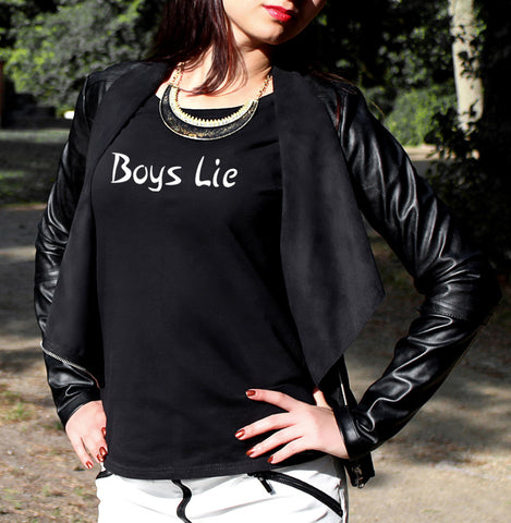 BOYS LIE WOMENS T-SHIRT - Get2wear