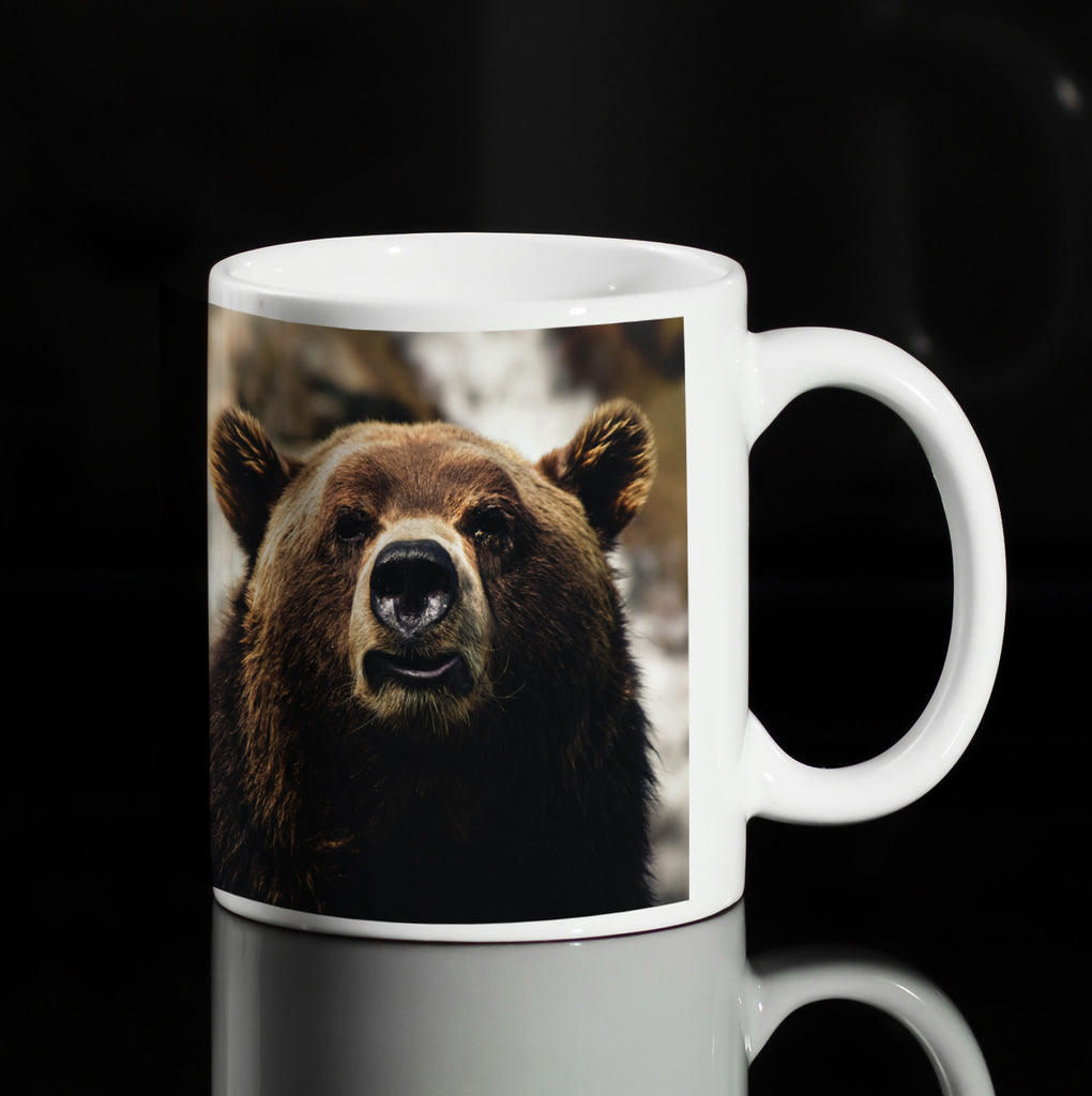 BEAR 11OZ CERAMIC MUG GET2WEAR